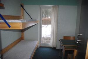 2 sengs værelse