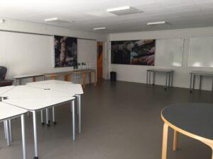 Instruktionslokale - kælderen 2